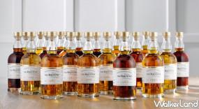 威士忌愛好者準備好了!史上最具指標性的典藏系列之一「百富首席調酒師典藏系列」強勢登場,全系列5章25瓶珍稀原酒,珍稀原酒最終章上市。