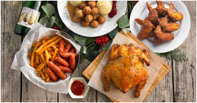 IKEA美食整桌免費!新春限定「IKEA食來運轉」優惠人人有獎,全新「香蒜烤全雞、桂圓紅棗霜淇淋」讓你直呼被家具耽誤的美食餐廳。