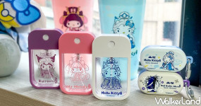 全家三麗鷗集點曝光!挑戰最強全家集點「三麗鷗、霹靂布袋戲聯名」搶先看,超實用「Kitty酒精噴瓶、變色隨行杯」要先換。