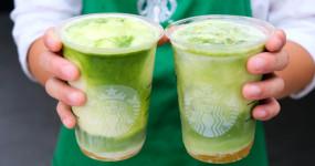 隱藏版抹茶星冰樂!要先衝星巴克喝「柚子鳳梨抹茶星冰樂」賣完就喝不到,再推「13天第二杯半價」外送優惠。
