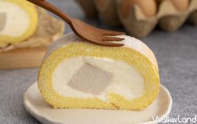 療癒系生乳捲吃起來!福岡人氣Café del SOL推出療癒系「手作生乳捲」原味、芋泥、烏龍茶、泰奶,讓甜點控一口接一口停不下來。