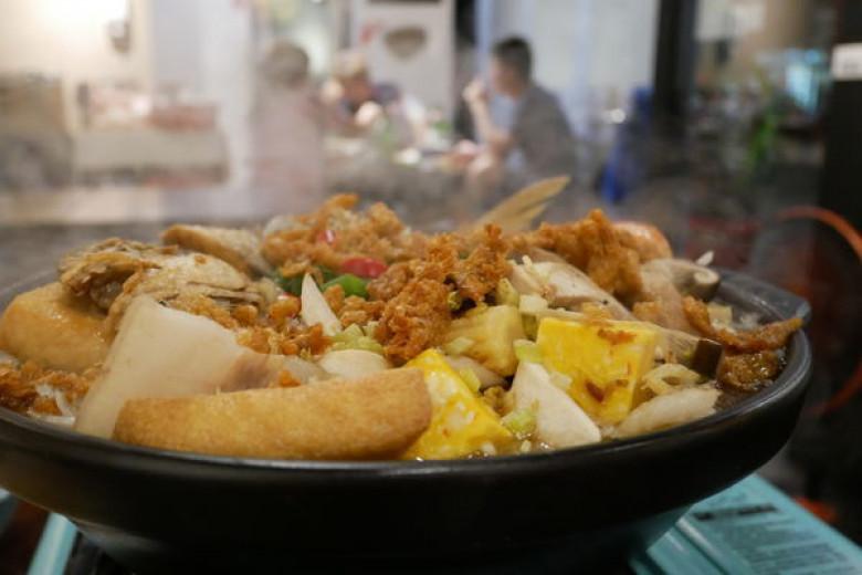 桃園市八德區 品華殿傳統創意美食46