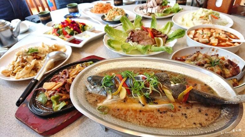 桃園市復興區 納桑麻谷風味餐廳43