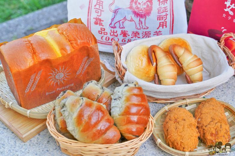 台南市安南區 女子麥面包34