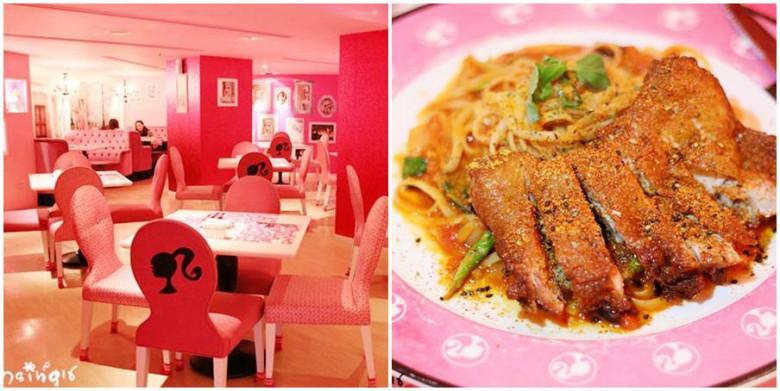 台北市大安區 Barbie Cafe 芭比餐廳43