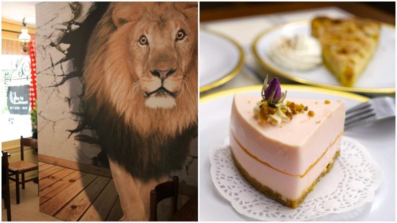 台北市中山區 獅子甜點Line Up Dessert46