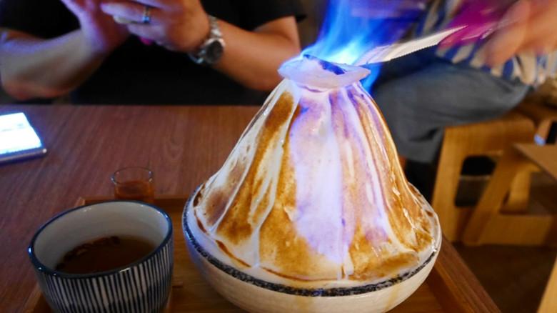 台北市大安區 好想吃冰 かき氷 公館店51
