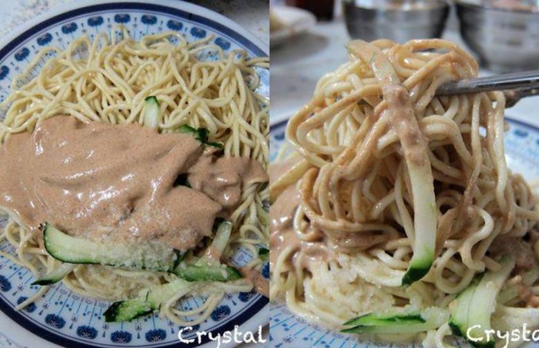 台北市中山區 福德涼麵31
