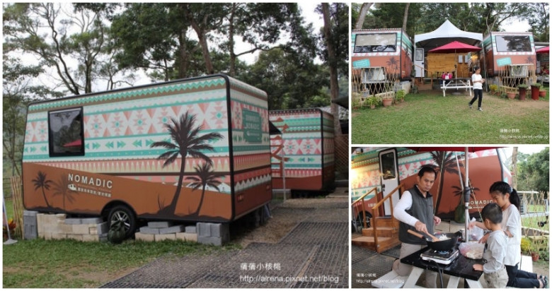 桃園市大溪區 水漾石門-諾美締露營車50