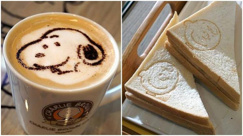 高雄市左營區 Charlie Brown Cafe 查理布朗咖啡 (高雄巨蛋店)74