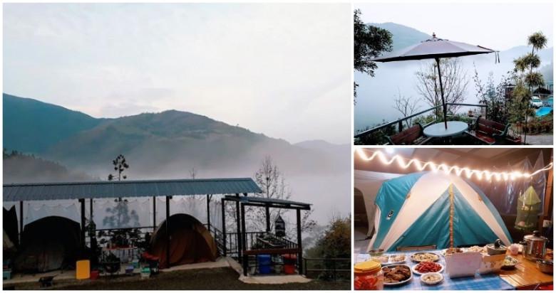 新竹縣尖石鄉 芯岳露營區34