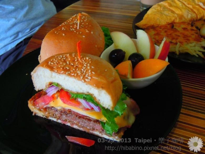 台北市信義區 樂子咖啡 Cafe Cafe41