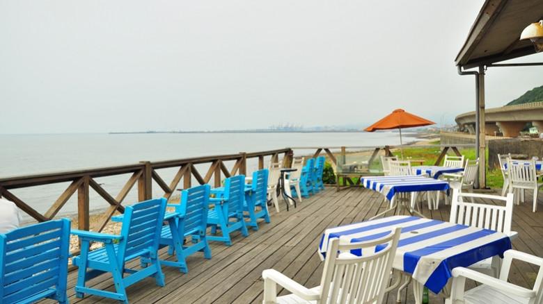 新北市林口區 藍色公路咖啡館40
