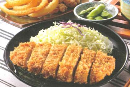 編輯嚴選-福勝亭 開運豬排定食乙份+飲料 免費兌換卷