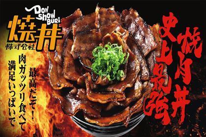 編輯嚴選 - 燒丼「野狼燒豬丼×  或 醬醪雞腿丼 乙客 (二選一)」免費兌換券
