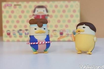 「POP MART DUCKOO 健身系列8款」一組