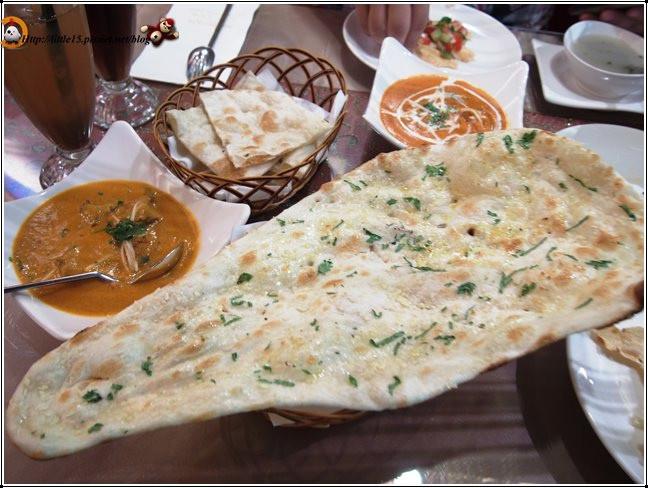 台南瑪哈印度餐廳商業午餐– WalkerLand 窩客島