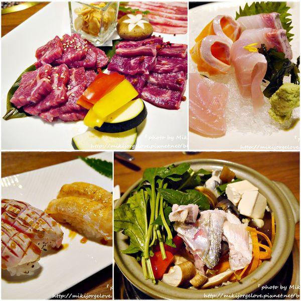 『台中。食』烤肉、涮涮鍋、日本料理一次滿足!【西屯。秋樂亭日 ...