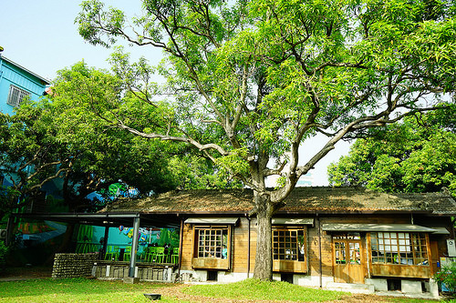 雲林縣斗六市 凹凸咖啡館