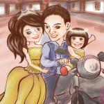 Lin's Family