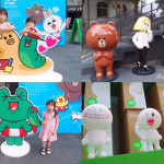 LINE FRIENDS POP-UP STORE 夏日限定店