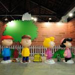 走進花生漫畫: Snoopy 65週年巡迴特展台北場