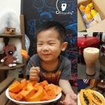 美食/攤販/水果茶壺夫妻幸福農物