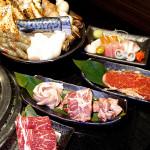 台北市 美食 推薦 餐廳燒烤 燒肉 帝一帝王蟹頂級燒烤
