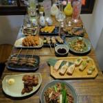 美食/餐廳/餐廳燒烤激安の食事酒場(忠孝一號店)