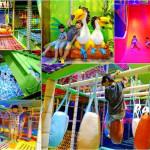休閒旅遊/景點/主題樂園PaPark爬爬客親子樂園
