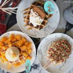 美食/餐廳/烘焙/烘焙其他TRu's Waffle 渥釜