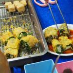 美食/攤販/台式小吃林家臭豆腐(台南黃昏市場)