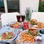 美食/餐廳/異國料理/韓式料理麥樂漢堡Mellow