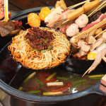 美食/餐廳/火鍋/麻辣鍋串霸。麻辣串串