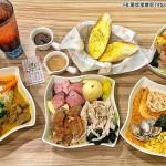 美食/餐廳/異國料理/多國料理不只是沙拉-三民店