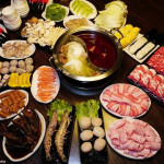 美食/餐廳/火鍋/麻辣鍋齊味精緻麻辣鴛鴦鍋(中和店)