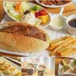 美食/餐廳/中式料理/中式早餐、宵夜古糧碳烤三明治(鳳山店)