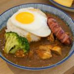 美食/餐廳/異國料理/日式料理二分之三咖哩