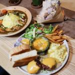 美食/餐廳/速食/早餐速食店圓點珈琲