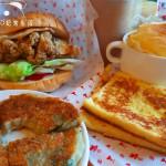 美食/餐廳/速食/早餐速食店黃金屋 肉彈吐司