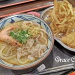 美食/餐廳/異國料理/日式料理丸龜製麵(板橋大遠百店)