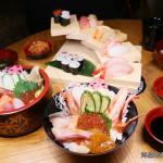 美食/餐廳/異國料理/日式料理冰見海鮮丼粋鮨(台北信義新光店)