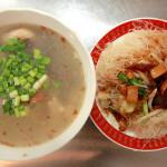美食/餐廳/中式料理彭家60年古早味豬血湯