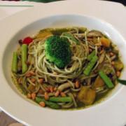 高雅尊貴感的哈里歐法式蔬食