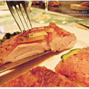【食】夏慕尼新香榭鐵板燒‧精緻服務佳