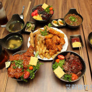 新竹寫樂亭丼飯專賣店|肉多滿足價格公道,食材新鮮現點現做|近竹科-艾莉雅的生活日記