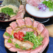 【鳳華拉麵】雞白湯濃厚享受|爆滿叉燒肉片