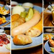 美食 台北 Schumann's Bistro No. 6 舒曼六號餐館(南京店) 德國豬腳、黑白啤酒 南京復興、小巨蛋聚餐餐廳推薦!