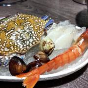 南投埔里推薦火鍋店-日高鍋物野生頂級藍鑽蟹海鮮控必吃!! 爆量海鮮鍋物天堂