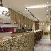 飯BAR  LiLi微風北車店 隱身台北車站二樓的中菜第一品牌,親愛的~回家吃飯吧!